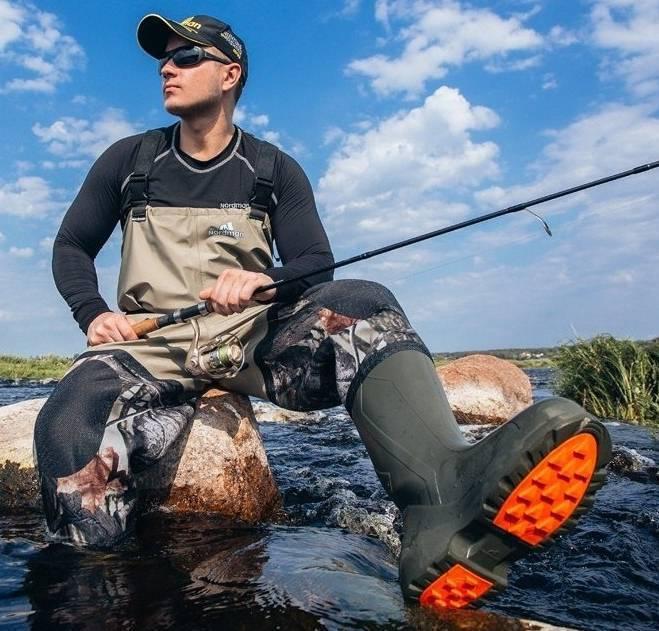 Вейдерсы для рыбалки: разновидности, особенности выбора