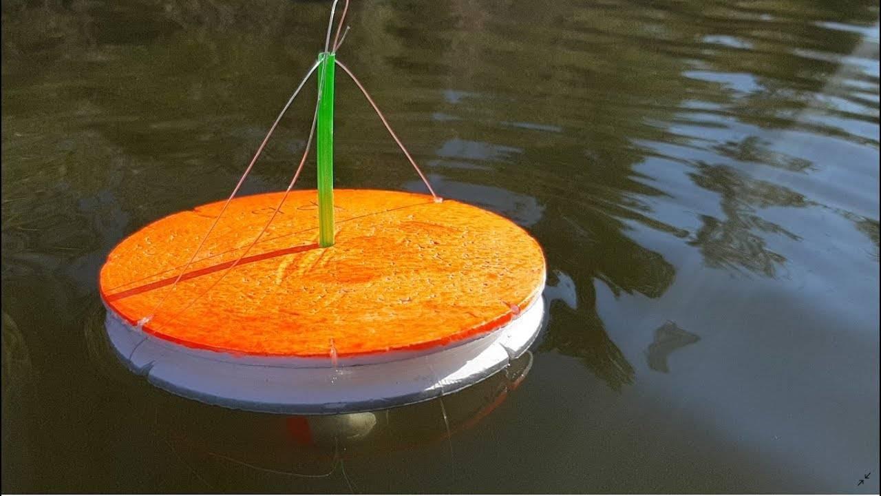Рыбалка на кружки. летние жерлицы – эффективны и беспощадны