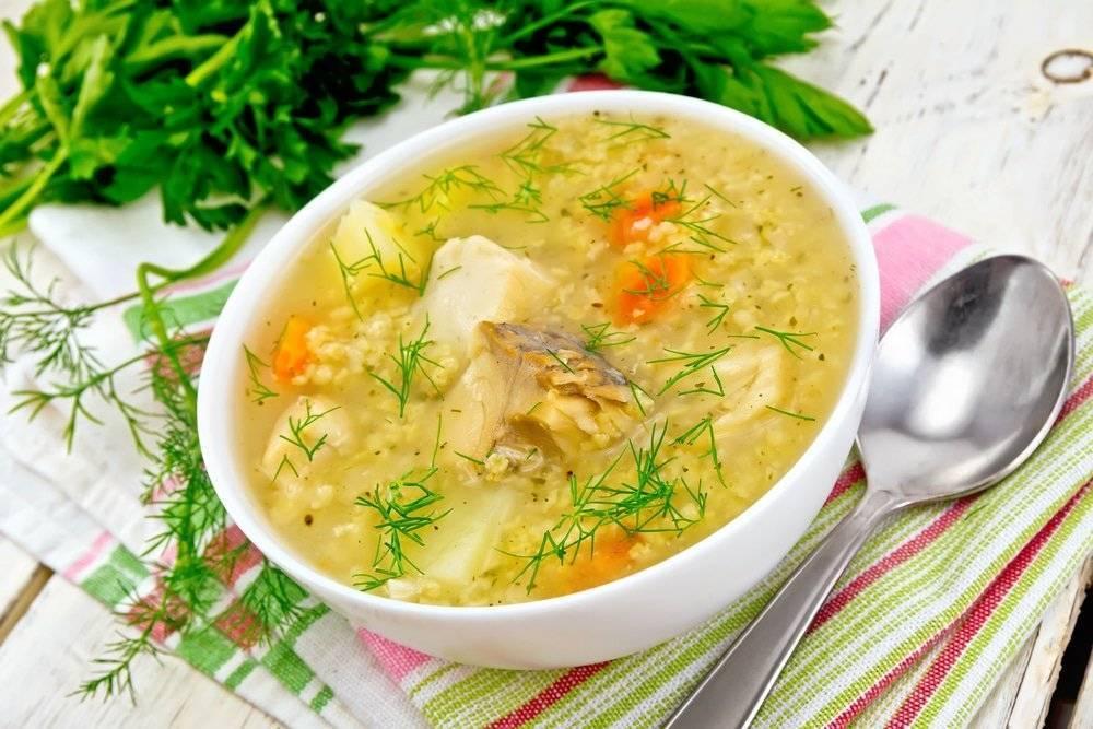 Суп из сайры — лучшие рецепты на любой вкус