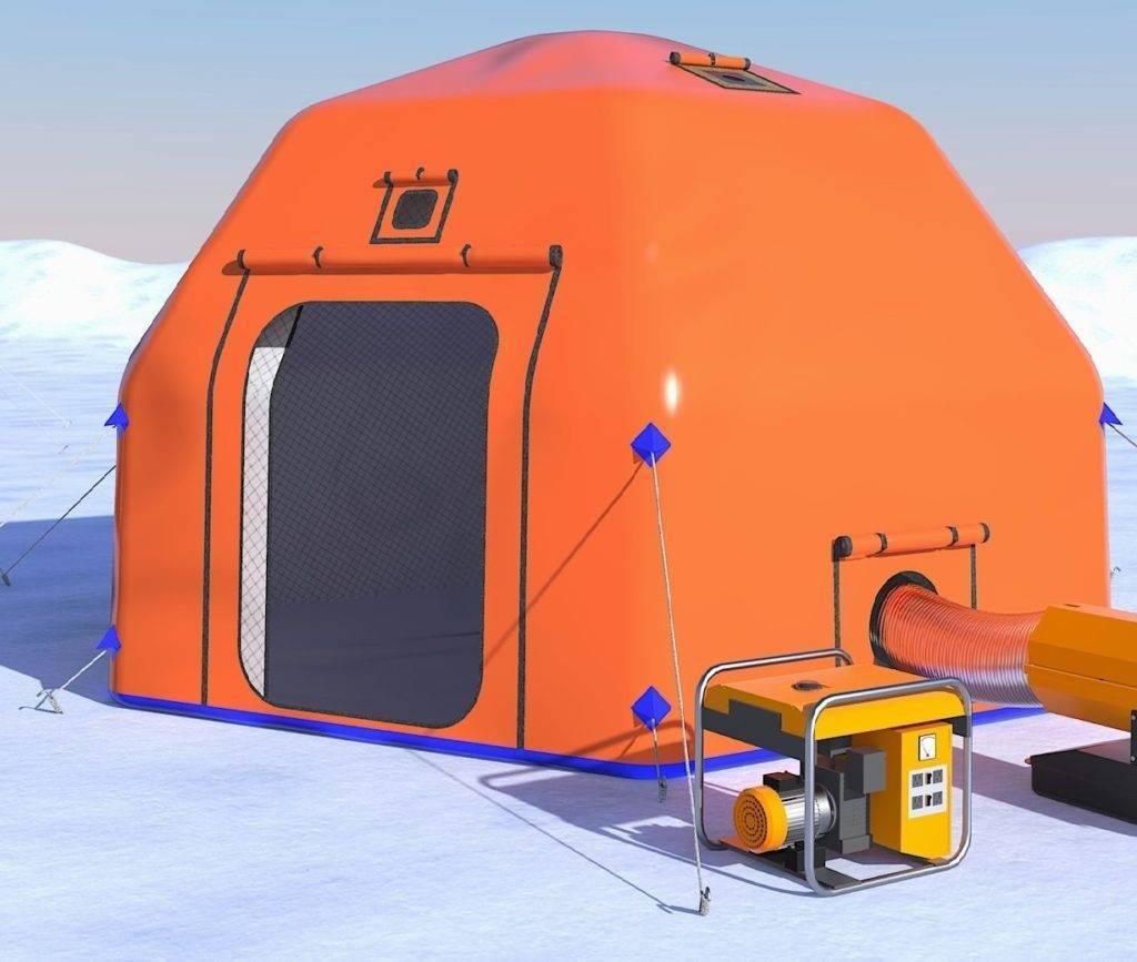 Ночевка в палатке зимой: как согреть палатку и не замерзнуть