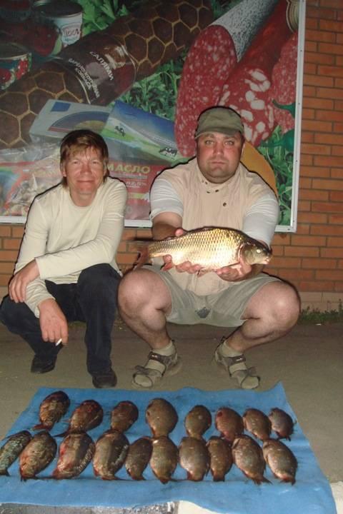 Егорьевский рыбокомбинат «цна» — платная рыбалка в подмосковье