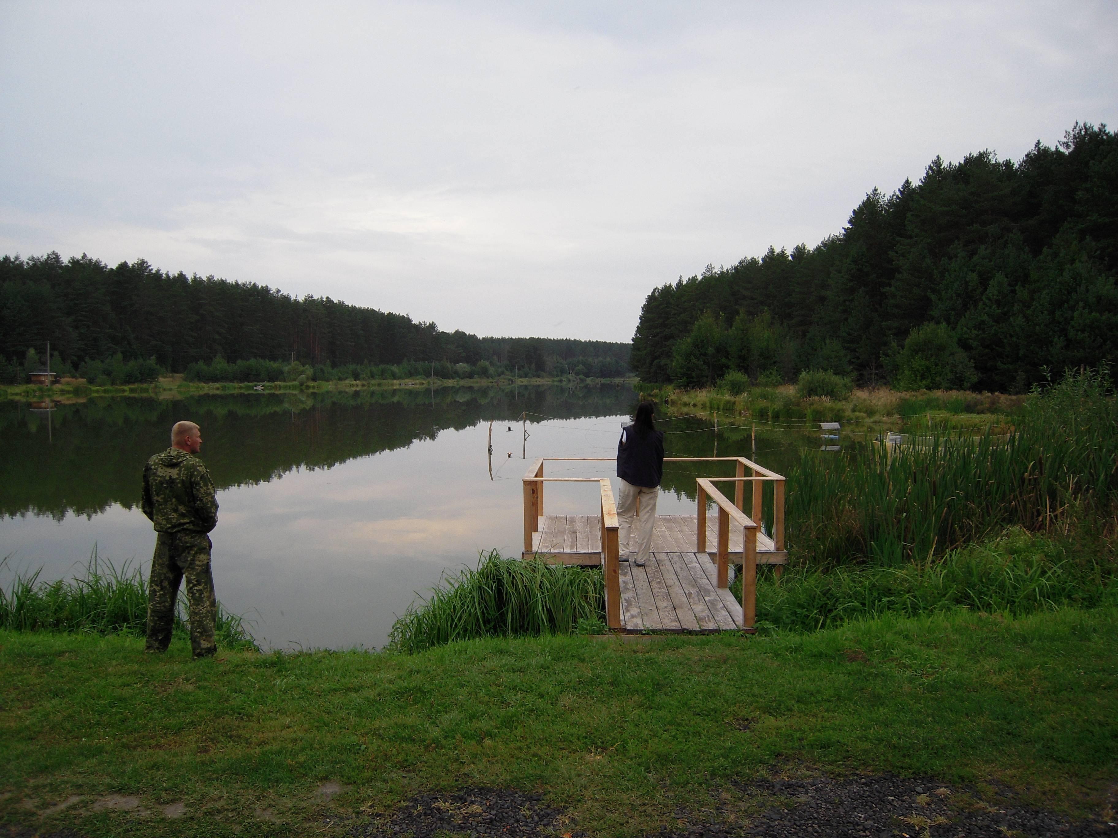 Платные пруды Брянская область