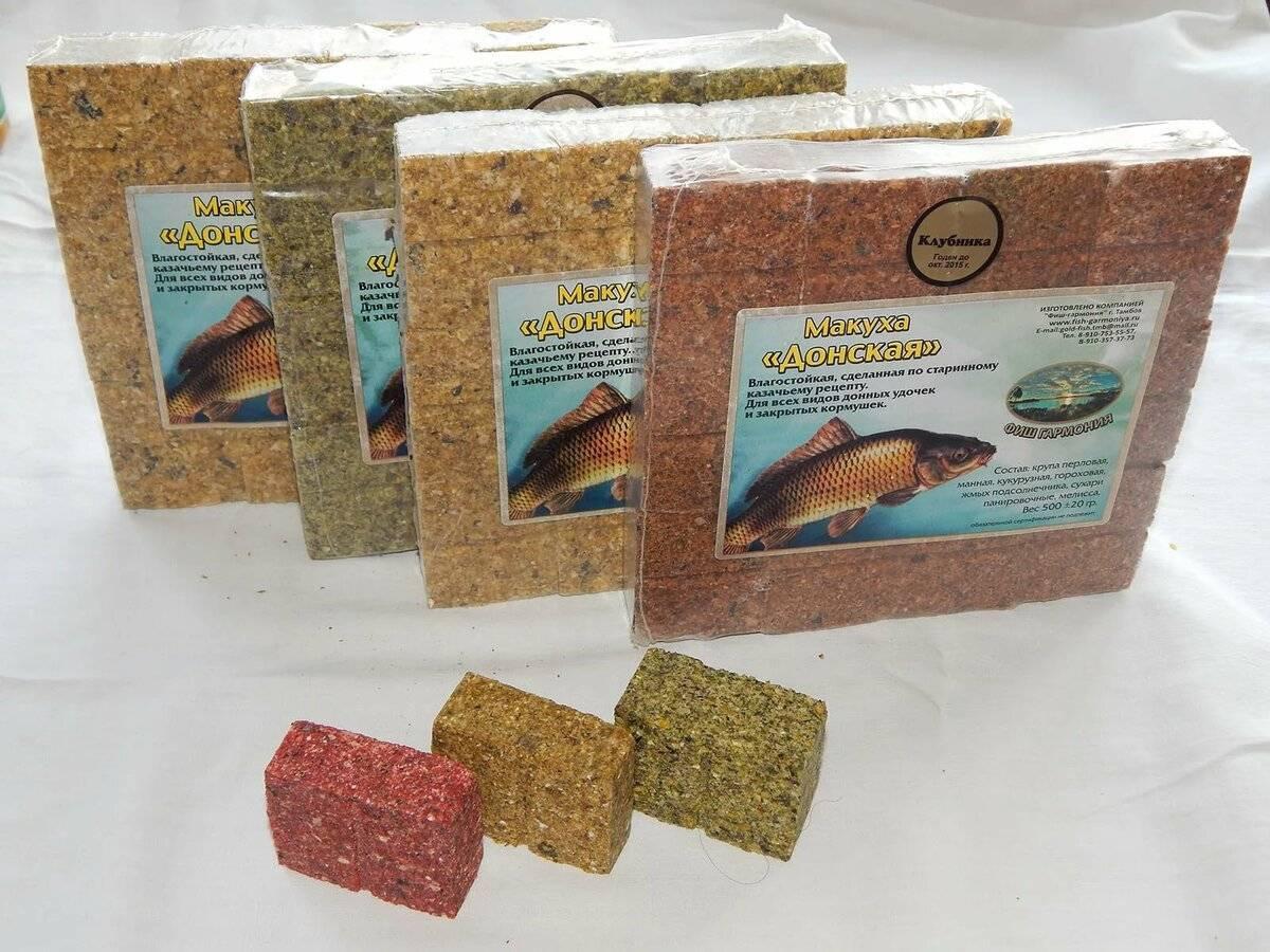Макуха для рыбалки: особенности изготовления жмыховки своими руками в домашних условиях