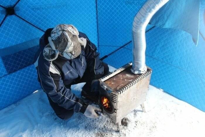 Как обогреть палатку? отопление без угара своими руками зимой в походе. обогрев свечой в холодное время года. как не замерзнуть на природе и чем согреться в зимней палатке?