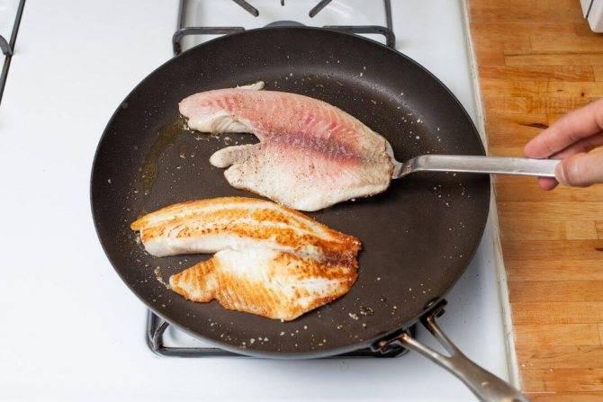 Как приготовить налима вкусно на сковороде и в духовке
