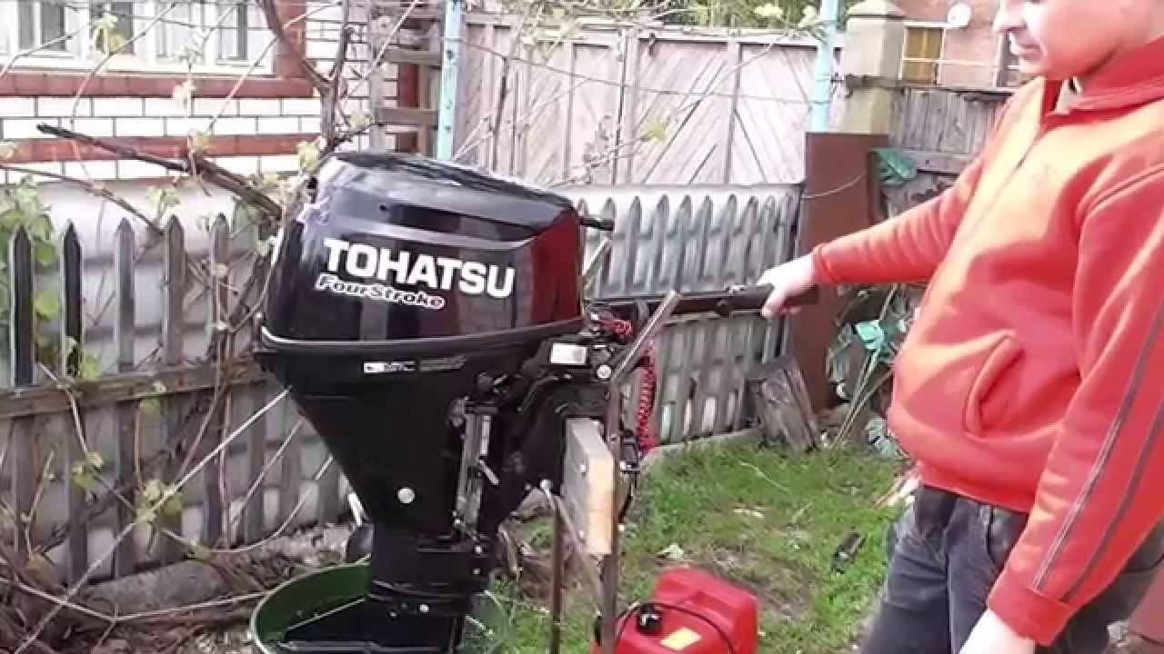 Как увеличить мощность лодочного мотора?