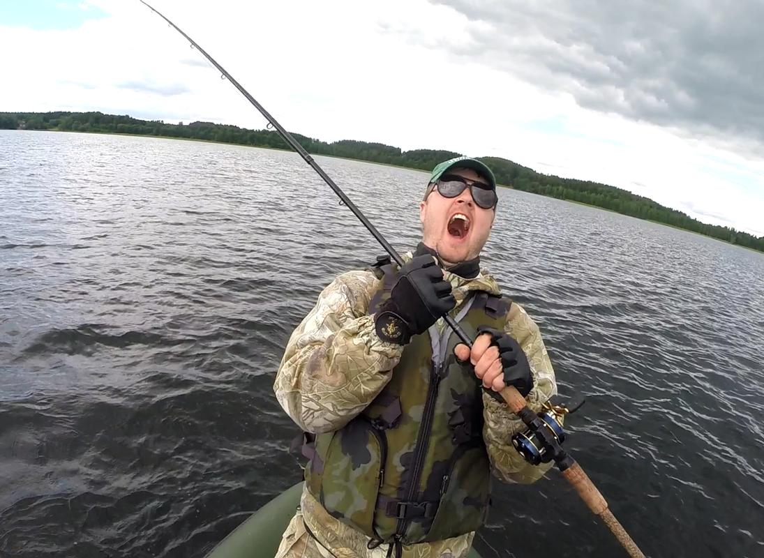 Рыбалка в начале осени, ловля рыбы в сентябре