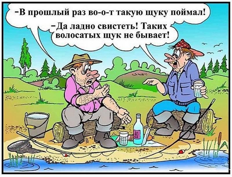 Анекдоты про рыбалку короткие и смешные, читать онлайн бесплатно!