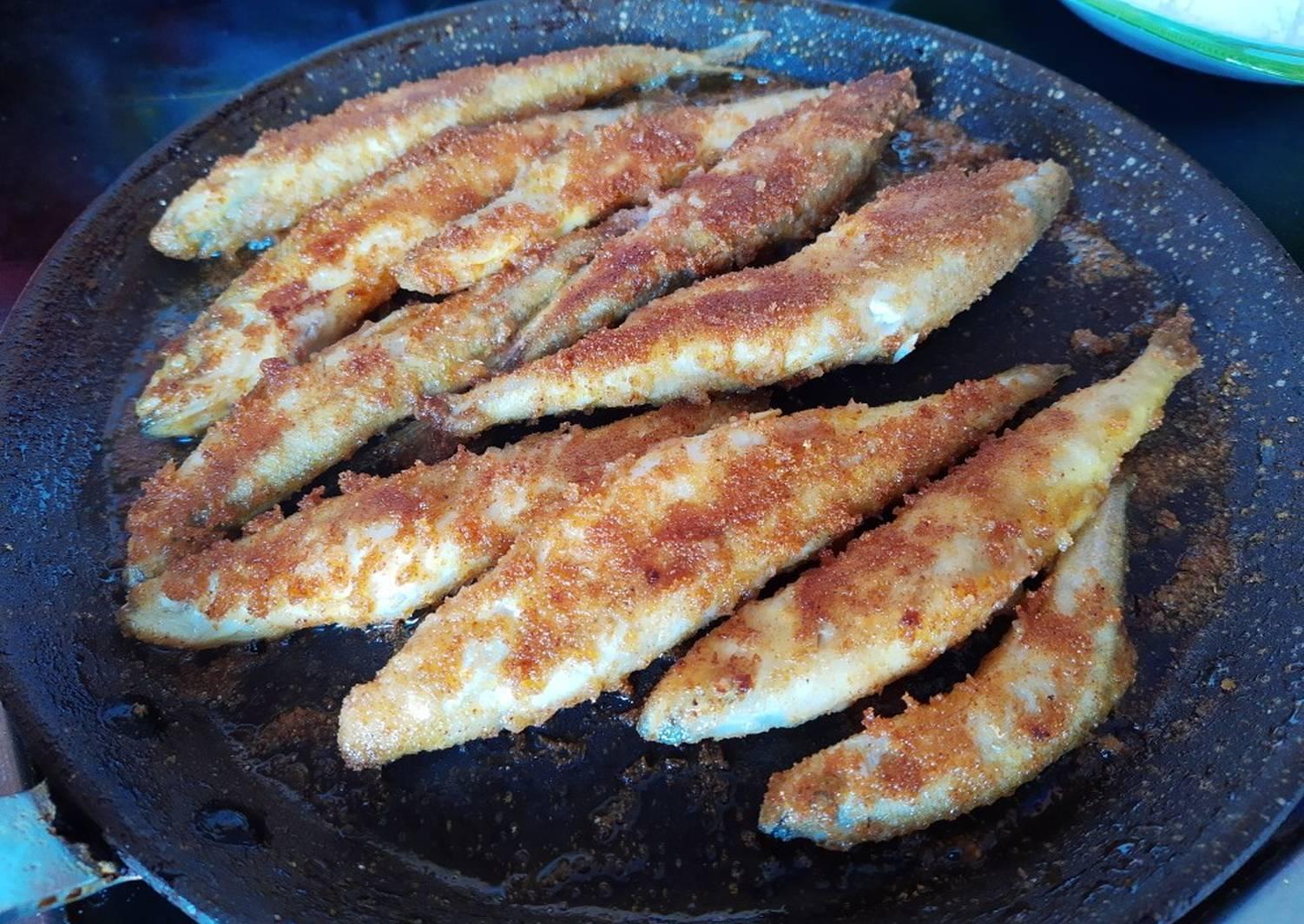 Корюшка на сковороде: 8 классных рецептов |