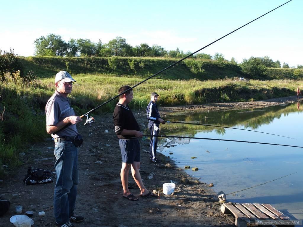 Рыбалка в ульяновске