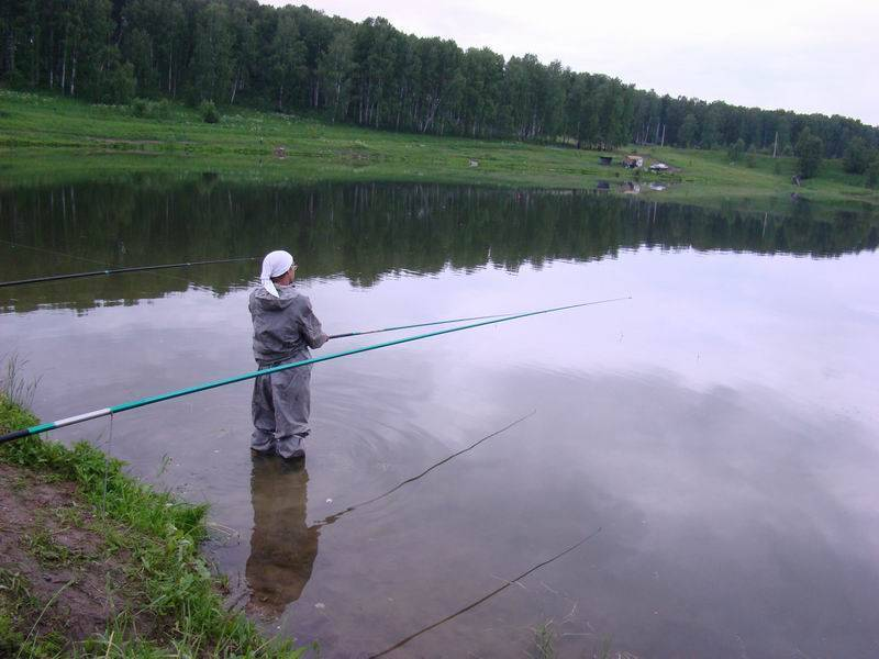 Популярные у рыбаков места для рыбалки в казани