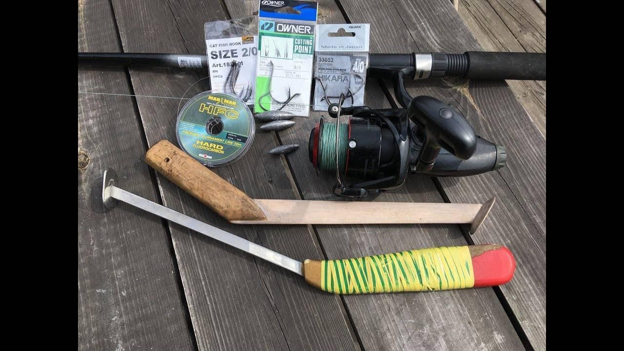Рыбалка на сома (видео) | 3 способа ловли крупного сома