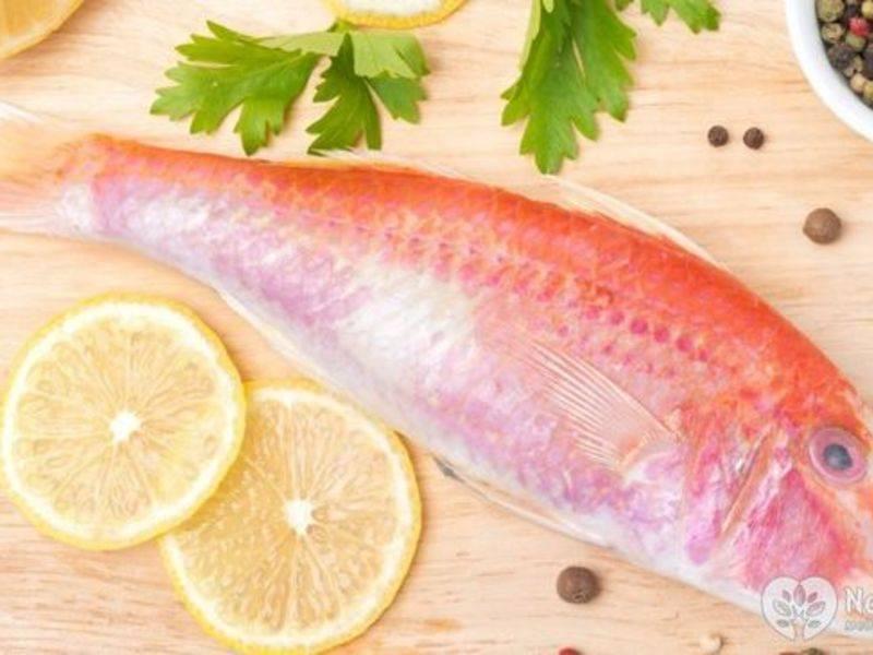 Барабулька — морская рыба, описание и фото