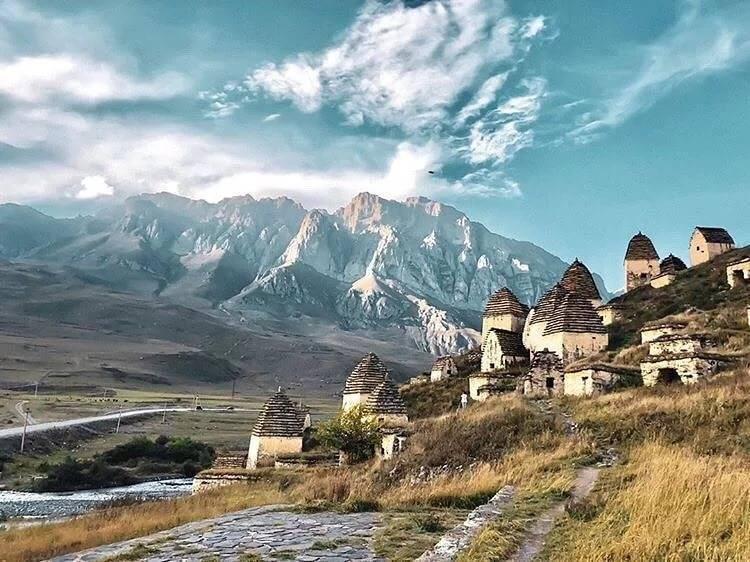 Северная осетия - алания - north ossetia–alania - qaz.wiki