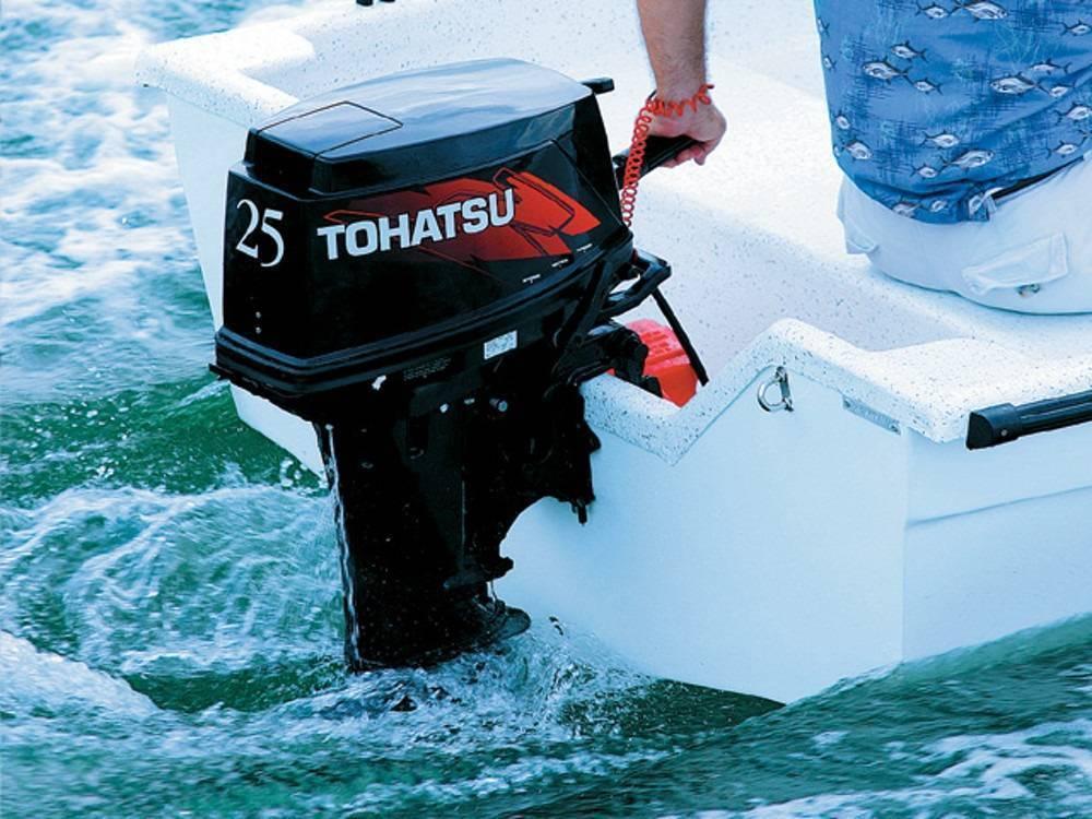 Проверяем лодочный мотор б у перед покупкой