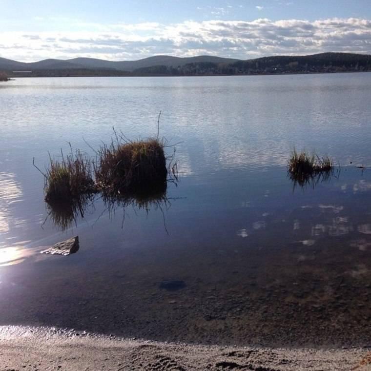 Рыбалка в свердловской области: рыбные места
