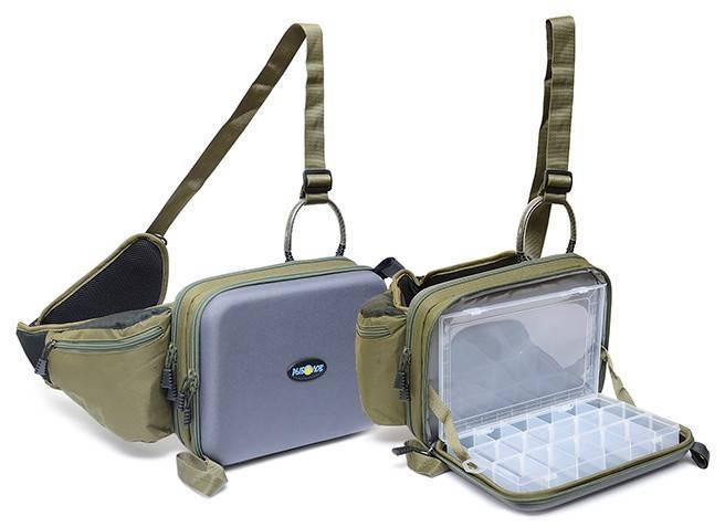 Все о сумках для рыбалки