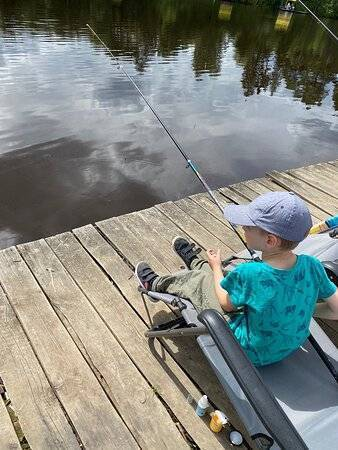 """Рыболовное хозяйство """"дубешня"""" в  устье, московская область: отзывы, цены, фото"""