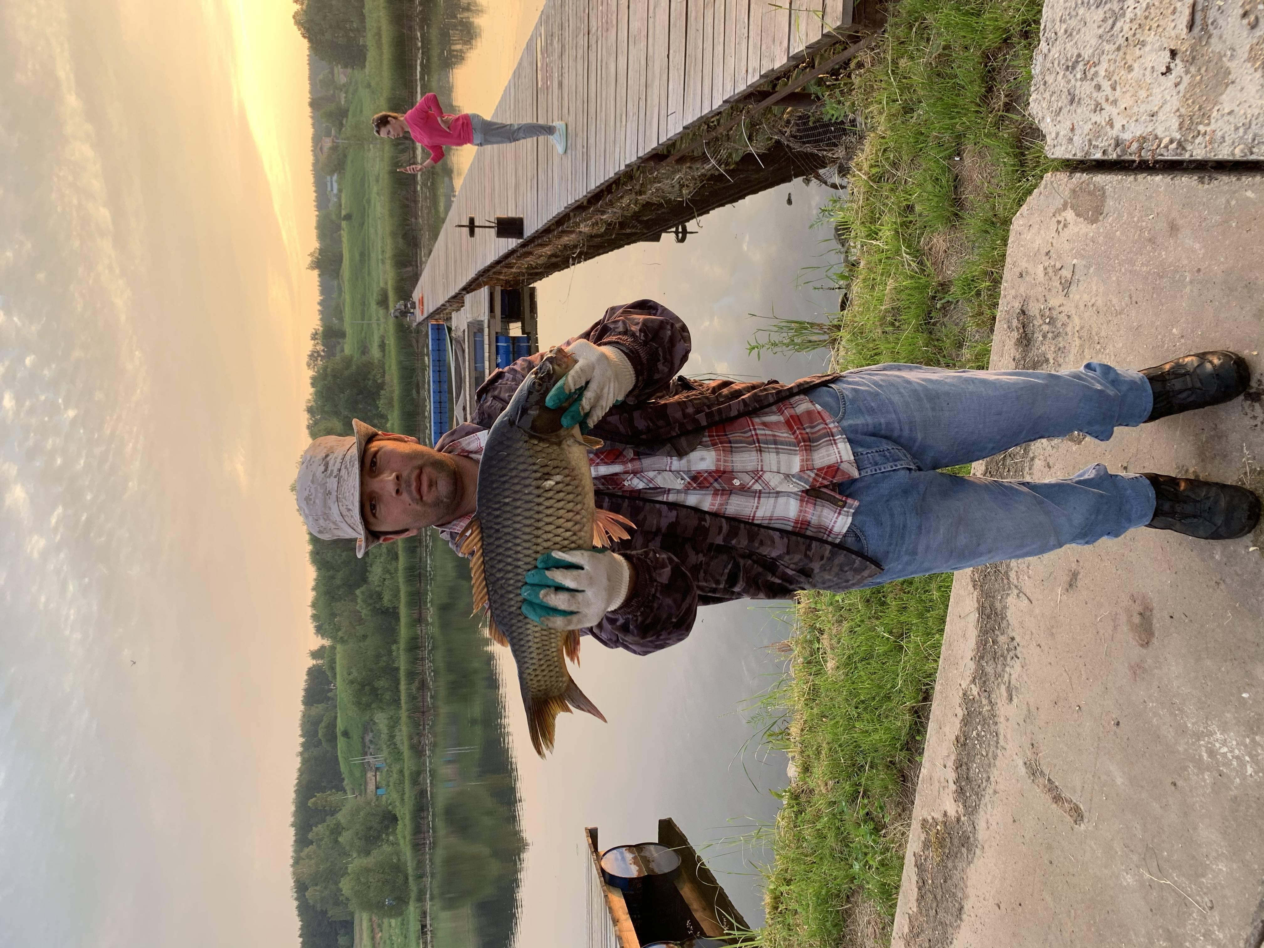 Рыболовные туры и платная рыбалка в ивановской области