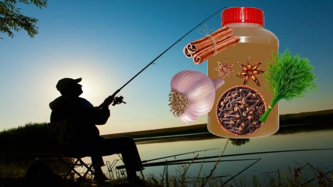 Активатор клева (ароматизаторы и аттрактанты): какие лучше для рыбалки?