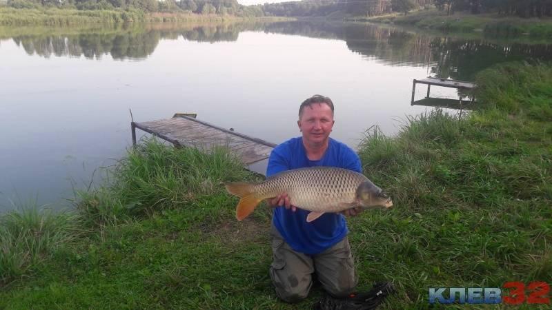 Рыбалка в брянской области