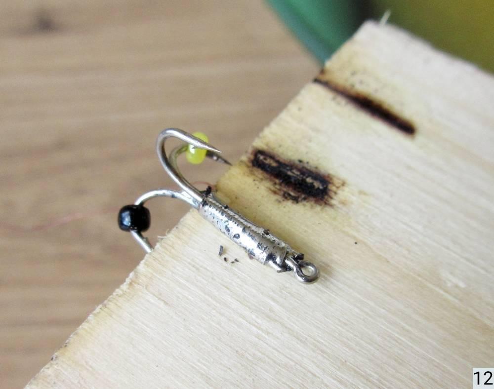 Пайка мормышек в домашних условиях - рыбалка
