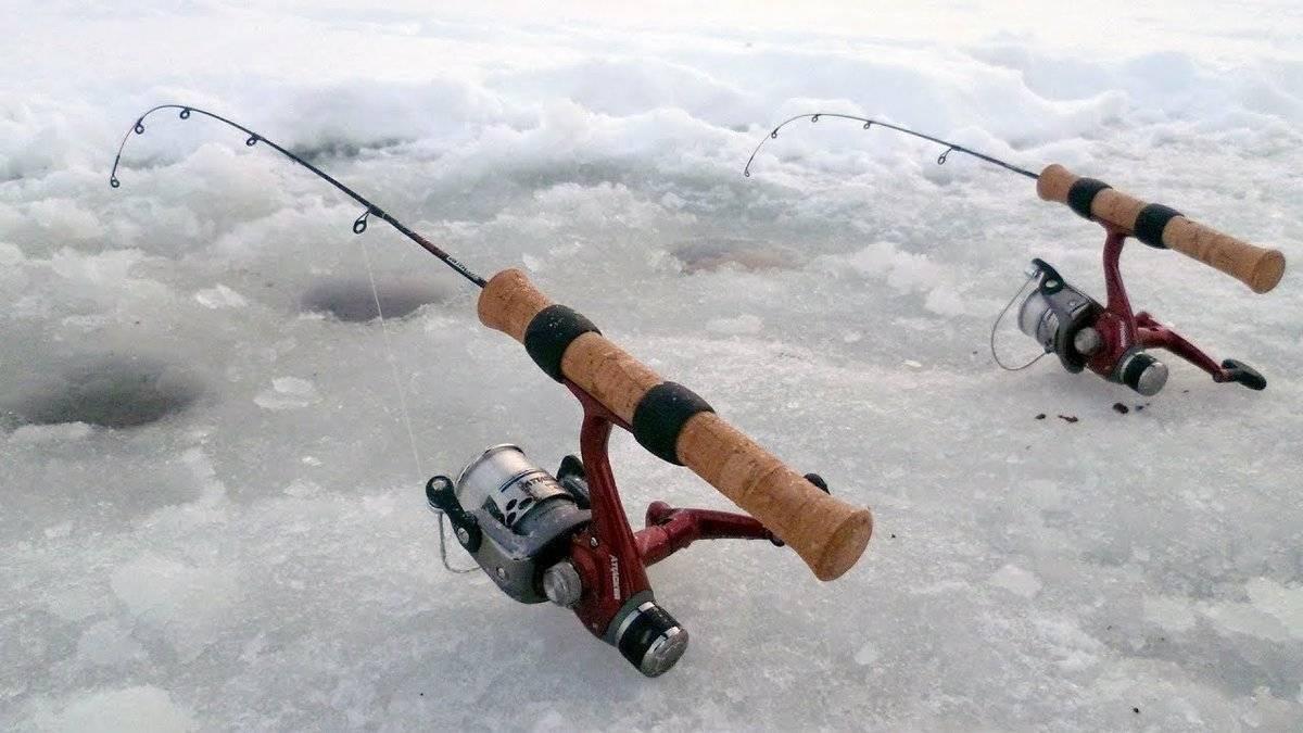 Подледный фидер в стоячей воде — ловись рыбка