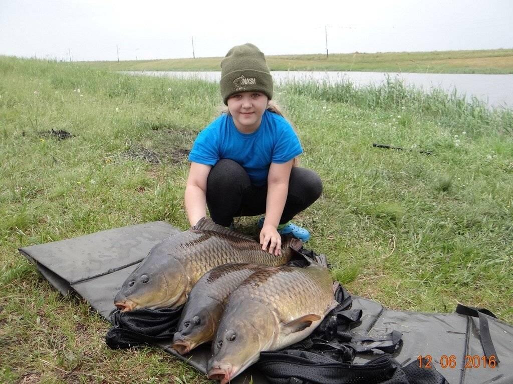 Рыбалка в иваново и ивановской области