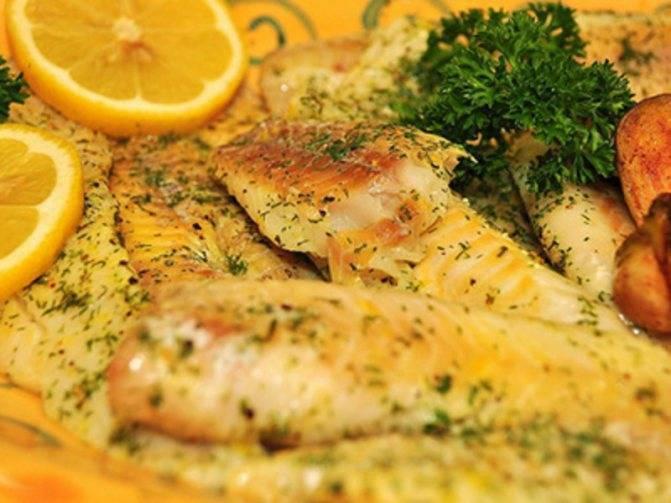 Рыба лимонелла полезные свойства