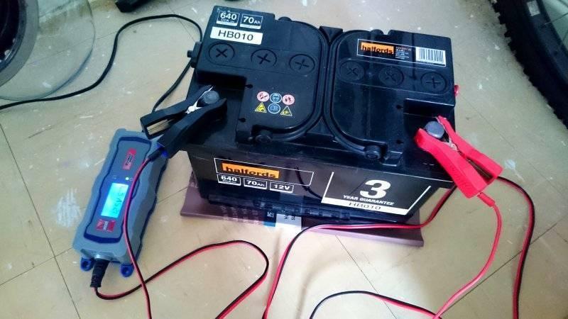 Как зарядить аккумулятор – буферный режим, регенерация, автомат и ручная зарядка