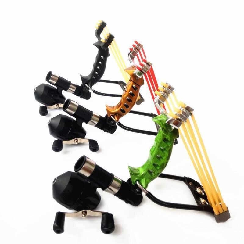 Рогатка для рыбалки — как сделать своими руками, популярные брендовые модели