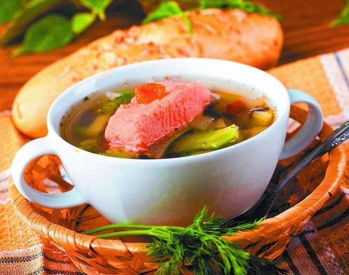 Суп из горбуши/ рецепт с пошаговым фото