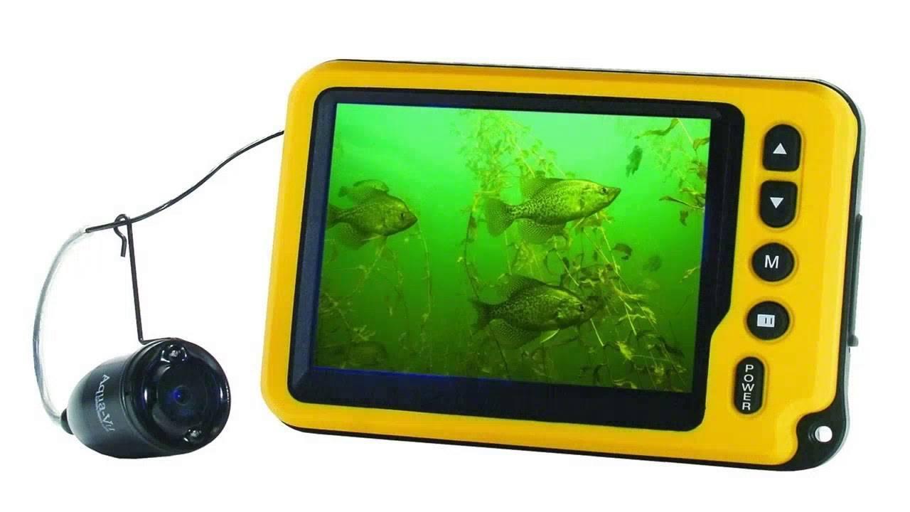 Камеры для подледной рыбалки | обзор и выбор моделей.