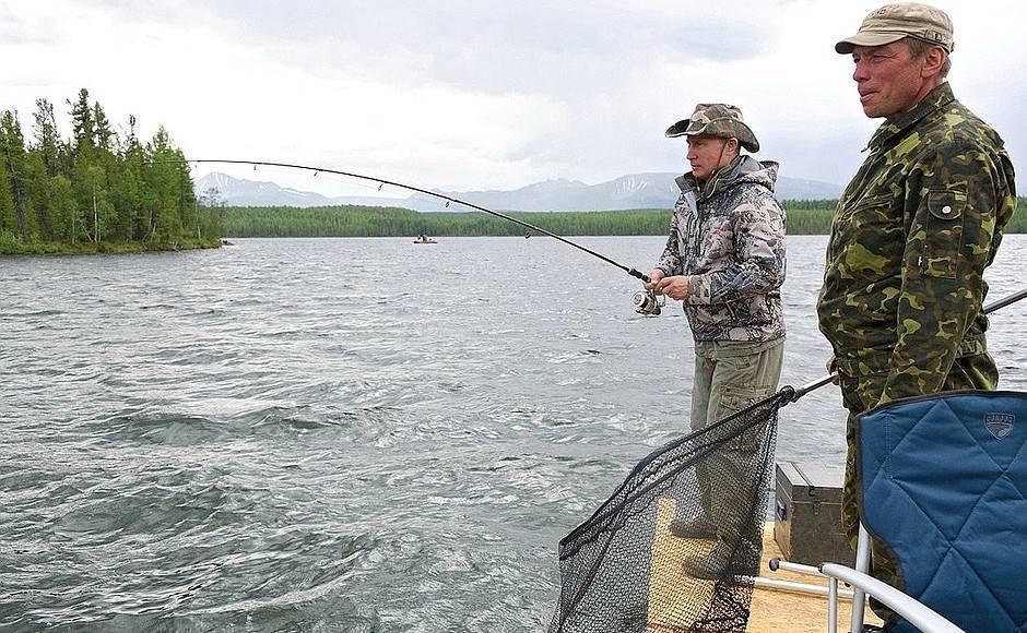 Рыбалка на алтае - самые популярные места