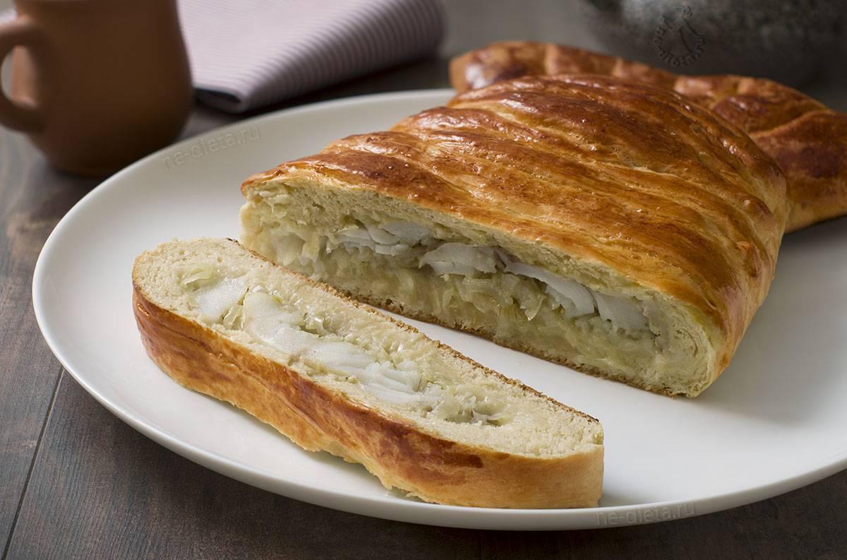 Пирог с капустой (99 рецептов с фото) - рецепты с фотографиями на поварёнок.ру