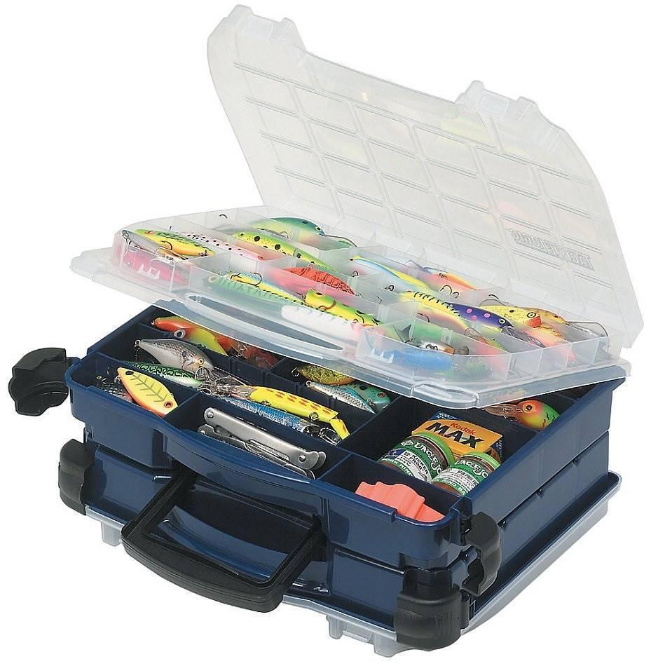 Ящик для летней рыбалки своими руками
