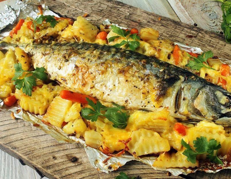 Сазан в духовке: рецепты, как вкусно приготовить запеченную рыбу в духовке, фото