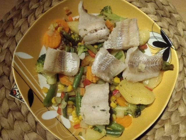 Диетические блюда из рыбы рецепты фото