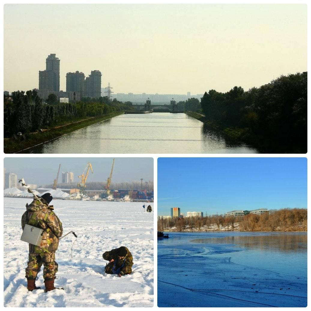 ᐉ сходня - место для рыбака - ✅ ribalka-snasti.ru