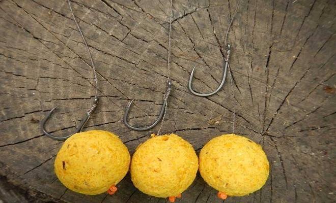 Выды оснастки для ловли карпа