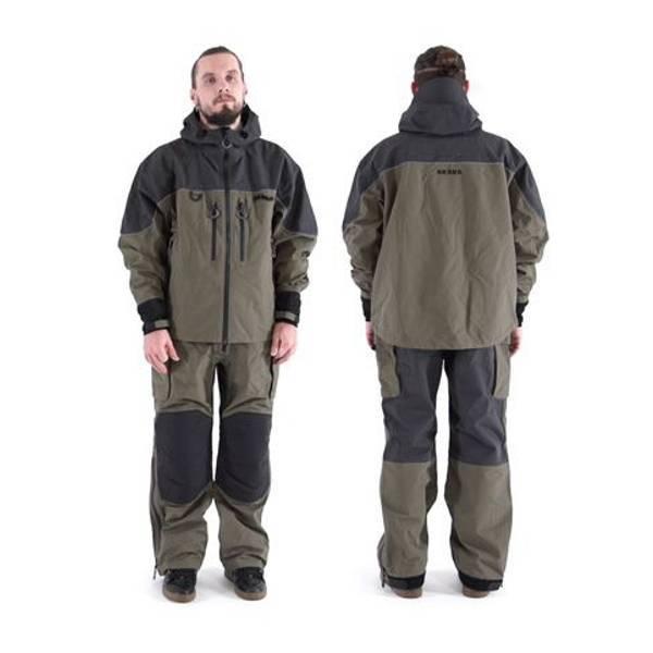 Лучшие костюмы для зимней рыбалки на 2020 год