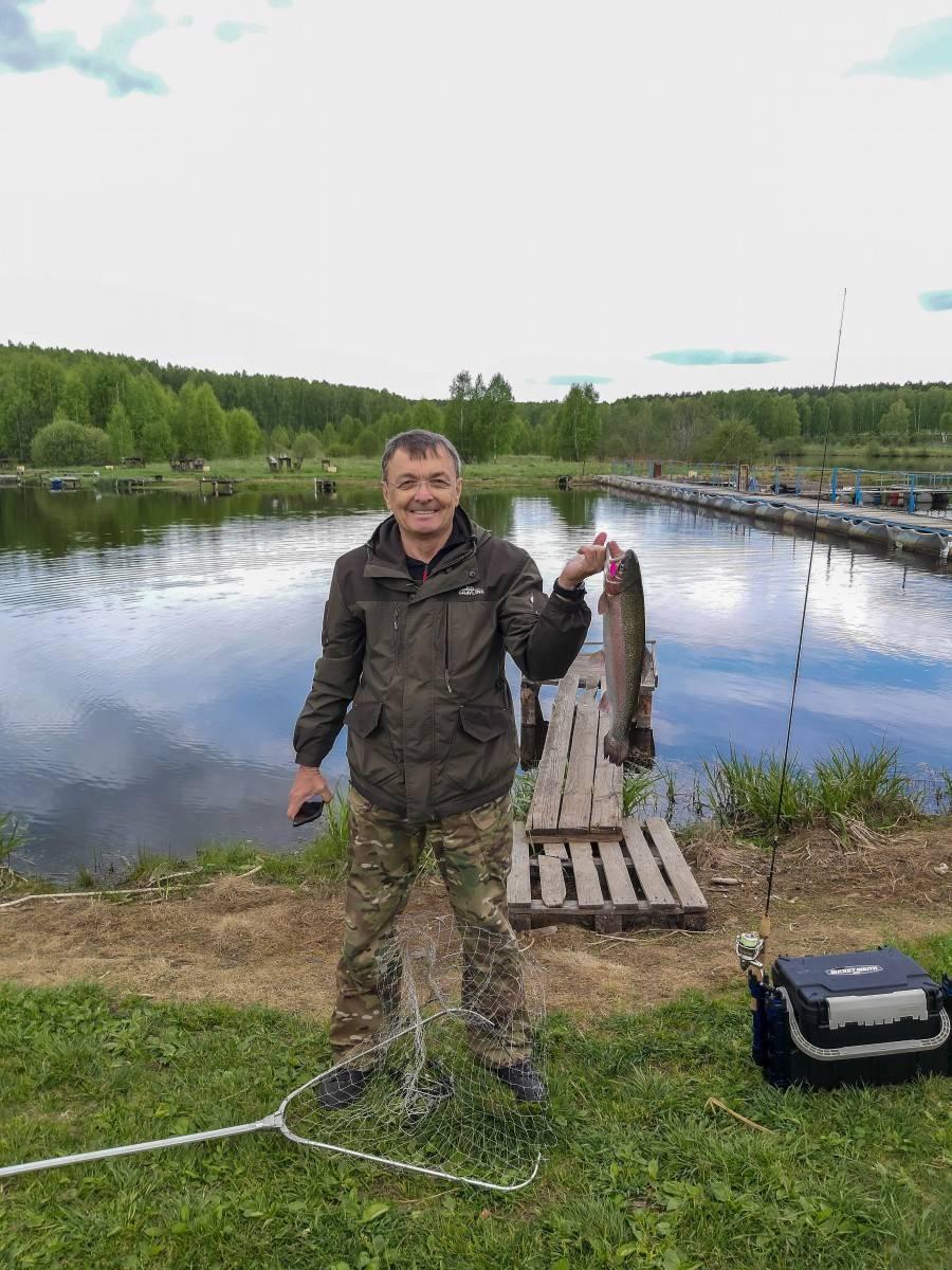Рыбалка в сысертском районе