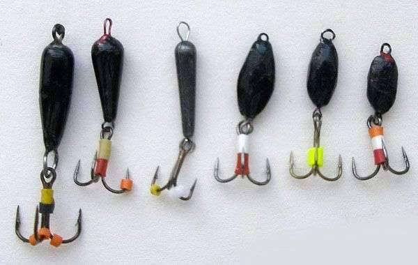 Мормышки для зимней рыбалки: виды и какие самые уловистые