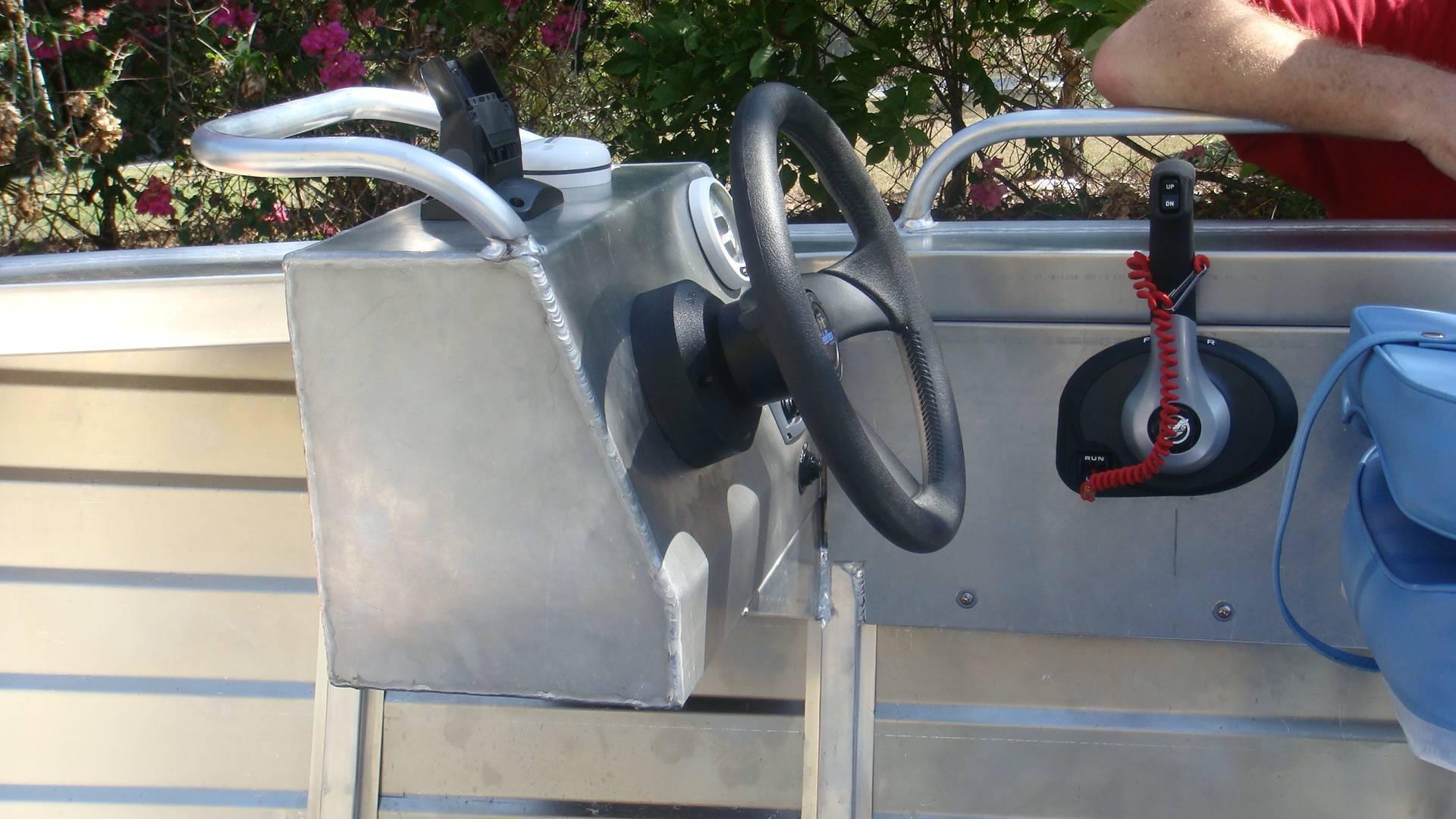 Как выбрать рулевое управление налодку: характеристики ирейтинг моделей