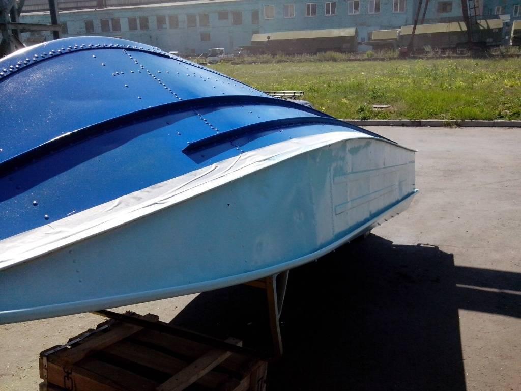 Краска для алюминиевой лодки