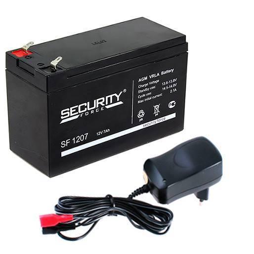 Аккумулятор для эхолота 12 вольт - зарядка аккумулятора, как заряжать, цена