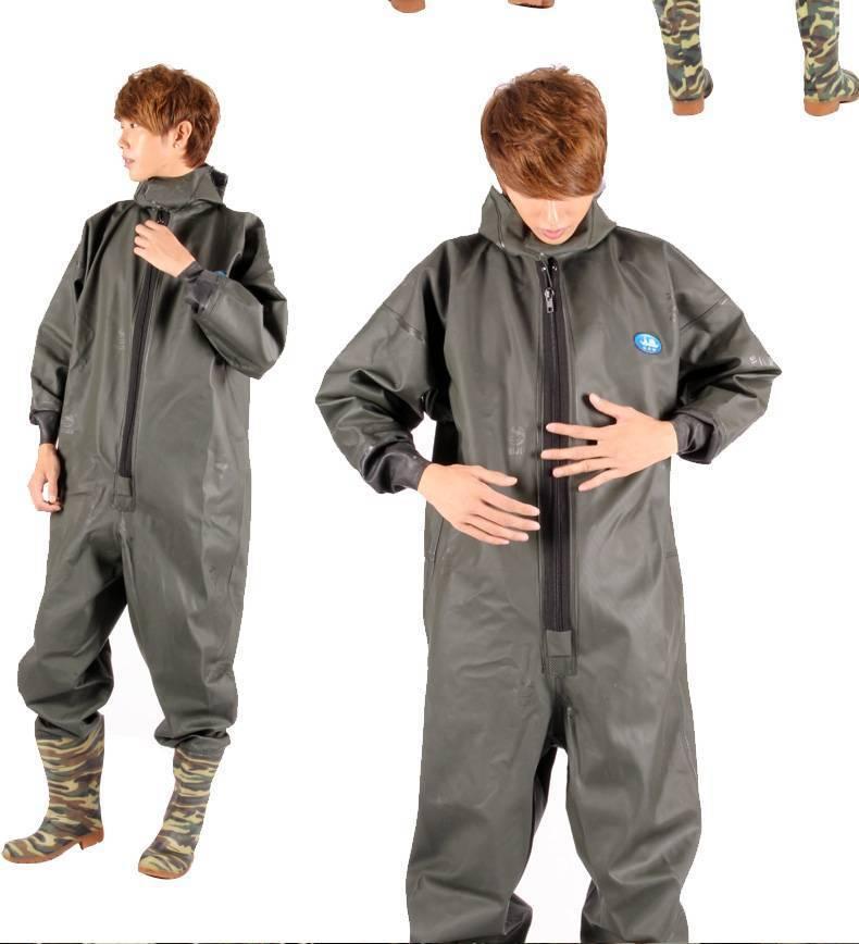 Как выбрать непромокаемый дышащий летний костюм для рыбалки