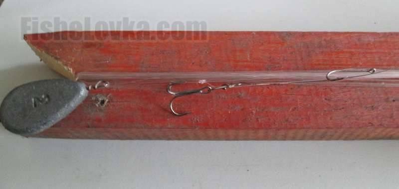 «резинка»: закидушка с резиновым амортизатором. два способа ловли