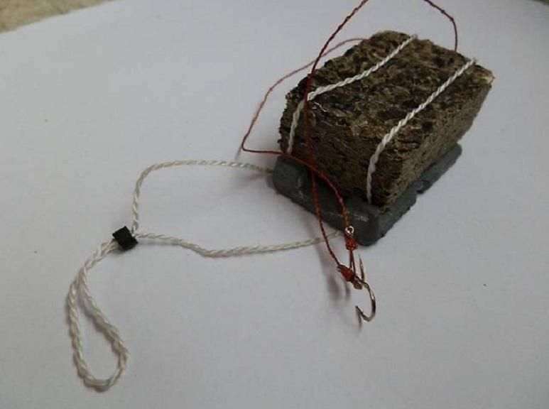 Ловля карпа на макушатник: изготовление своими руками, техника ловли
