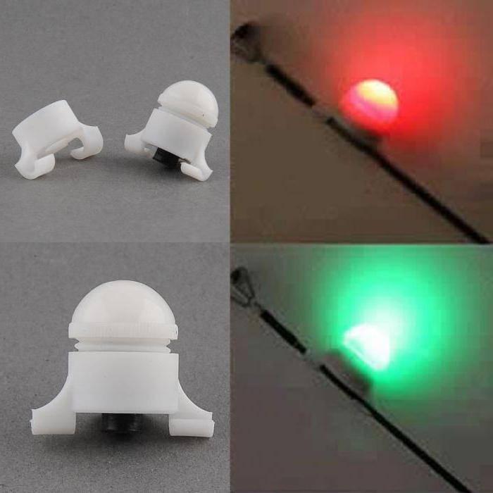 Поплавки для ночной рыбалки: со светодиодом и под светлячок